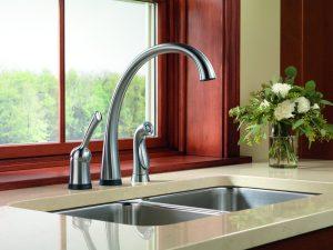Moen Kitchen Faucet - Delta Faucet Replacement Parts